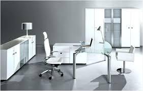 Modern office desk white Minimalist Coyote Trails Modern Glass Office Desk Enhance First Impression Coyote Trails