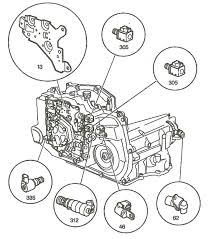 2003 saturn ion engine diagram interesting notes about the transmission gm internal