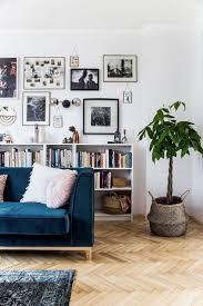Home Decor - Living Room : my scandinavian home: gallery wall, books ...