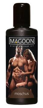 <b>Массажное масло Magoon Muskus</b> - 50 мл.