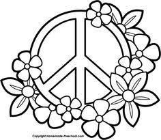 Small Picture Printable Coloring Pages Peace Hearts Fun and Free Peace Sign