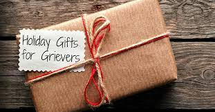 a holiday gift giving guide for grievers