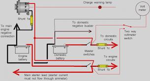 dc ammeter shunt wiring diagram lorestan info Ammeter Circuit Diagram at Amp Meter Shunt Wiring Diagram