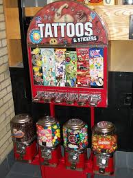 Tattoo Vending Machines For Sale Beauteous Tattoo Machine Carvill Vending Irelands Leading Vending Machine