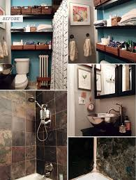 Sinspired Classic Small Bathroom - Before and after bathroom renovations