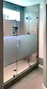 privacy shower doors frosted glass shower doors etched shower doors frosting frosted glass tub shower doors