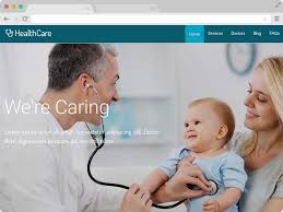 Free Medical Hospital Responsive Templates With Bootstrap By