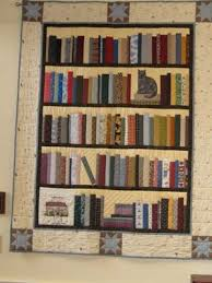 Bookshelf Quilt Pattern Amazing Bookcasequiltpatternfree Read All About Them Bookshelf Quilts