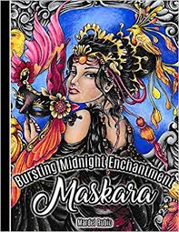 book 1 mini poster spiral bound single sided perforated pages toothy paper amazon co uk mardel rubio phoenix amulet 9780997548150 books