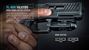 Rechargeable Pistol Light Hunting Lights Olight Pl Mini Valkyrie 400 Lumen Led
