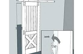 architecture sliding barn door locking hardware stylish teardrop privacy lock for doors in 0
