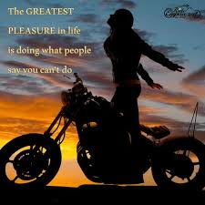 Motorcycle Quotes Mesmerizing The Most Famous Women Motorcycle Quotes 48 Quotes Custom