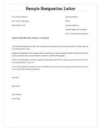 Thank-You Resignation Letters