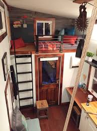Guemes Island Tiny House  Tiny House Swoon - Tiny house on wheels interior