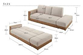 sofa bed design. Multifunctional Fabric Sofa Bed,Living Room Sofa,Wood Bed Design