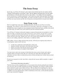 issue essay gre issue essay