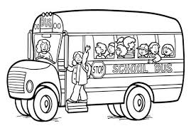Small Picture Bus Coloring Pages Coloring Coloring Pages