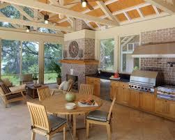 astounding outdoor patio kitchen design