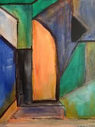 open door painting. Saatchi Art Artist Nedzad Nedzo Durakovic; Painting, \u201cOpen Door\u201d #art Open Door Painting O