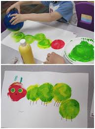 art and craft ideas for toddlers pinterest. balloon painting hungry caterpillar craft for kids! (canned mix greens) art and ideas toddlers pinterest