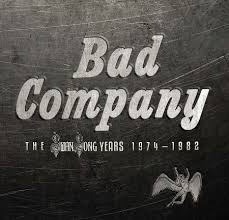Album Charts 1974 Bad Company Swan Song Years Boxed Set Arrives Best