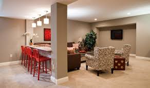 Basement Interior Design Delectable East Carmel Project Contemporary  Basement Indianapolis . Inspiration Design