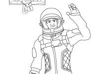 Free Fortnite Coloring Pages To Print