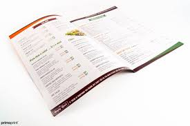 paper flyer custom brochure flyer printing full color service primoprint