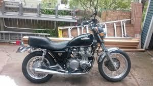 kawasaki motorcycle all original kz 650