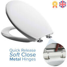 strong toilet seat hinges. alliance luxury round soft close toilet seat top fix metal hinges heavy duty strong o