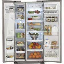 kenmore elite side by side refrigerator. kenmore elite side by refrigerator
