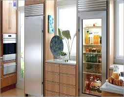 refrigerator glass door residential tall small india