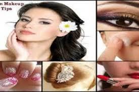 hindi glam makeup tips