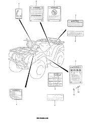 2002 suzuki king quad 300 4wd lt f300f label parts best oem label rh bikebandit com king baseboard heater parts king heater parts list