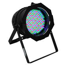 Dj Led Par Light Led Par 64 Pro 1 4w Black Product Archive Light Lights