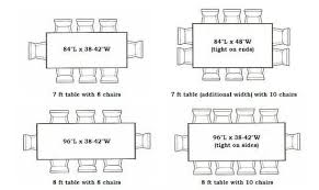 I 6 Person Table Dimensions Jpg Creative Idea 10 Dining  Seat Zhis Me