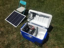 Solar Power Cooler Cooler Solar Generator Album On Imgur
