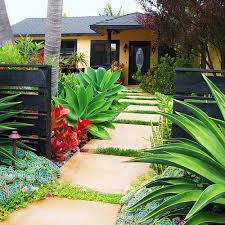 Florida Backyard Landscaping Creative