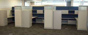 Used Knoll Dividends Cubicles in Cleveland