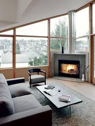 designs of corner fireplaces b