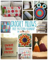 Free Crochet Pillow Patterns New Change It Up With Free Crochet Pillow Patterns Moogly