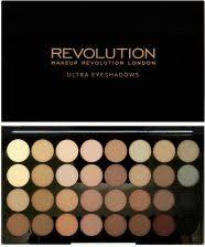makeup revolution ultra 32 shade eyeshadow beyond flawless 16 g pleta 32 cieni do powiek