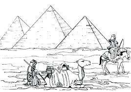 Pyramid Coloring Page Food Pyramid Coloring Sheet Page Pages Snack C