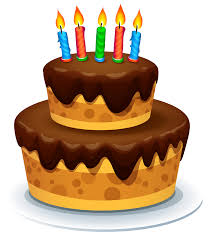 Birthday Cake Background Download Free Clipart With A Transparent
