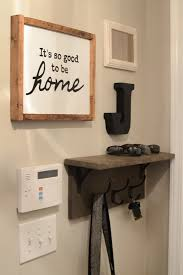 Coat Rack Shelf Diy Mudroom gallery wall DIY coat rack shelf 56