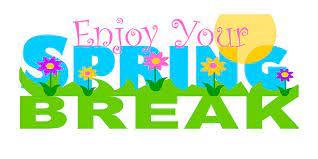 Spring Break Activities   Canyon Crest Elementary School