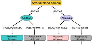 Respiratory Metabolic Acidosis Alkalosis Chart Print Patho Exam 5 Acid Base Flashcards Easy Notecards