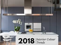 2018 interior colour trends for every room in the home