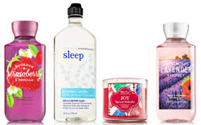 ... Off Spring Scents at Bath & Body Works! Prices are starting at only  $3.00! This includes old favorites, plus new scents! Plus, there are still  other ...