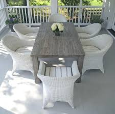 whitewash outdoor furniture. White Washed Teak Furniture Weave Outdoor Whitewash